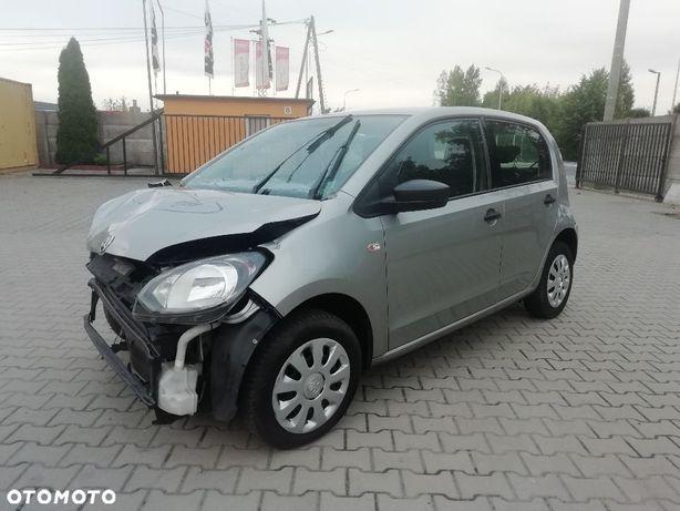 Škoda Citigo 1.0 mpi rok 2015 klima 5 drzwi niemcy 90 tys km