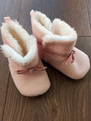 Buciki niemowlęce roz. 20