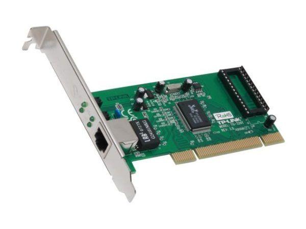 Гигабитный сетевой адаптер TP-Link TG-3269