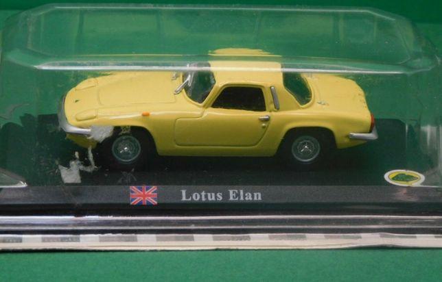 1/43 Lotus Elan Del prado