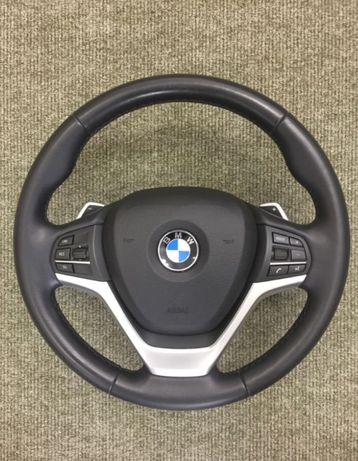 Спорт руль BMW F30 F32 F33 F36 3 4 серия