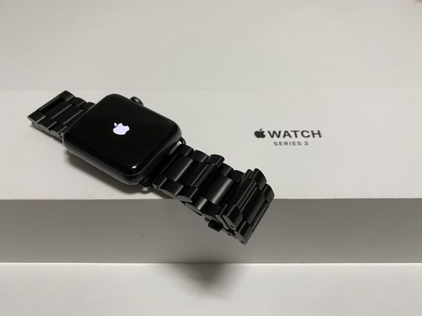 Apple Watch Serie 3 42mm Space Gray