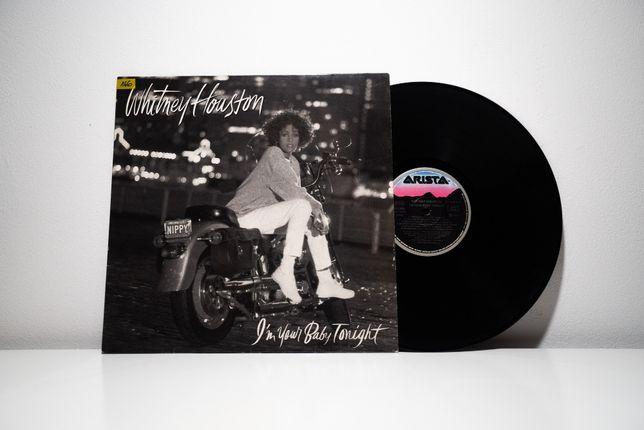LP Whitney Houston - I'm your Baby Tonight