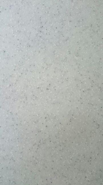Blat kuchenny akrylowy jasny szary 2,4mx 60 cm. 4 cm grubość