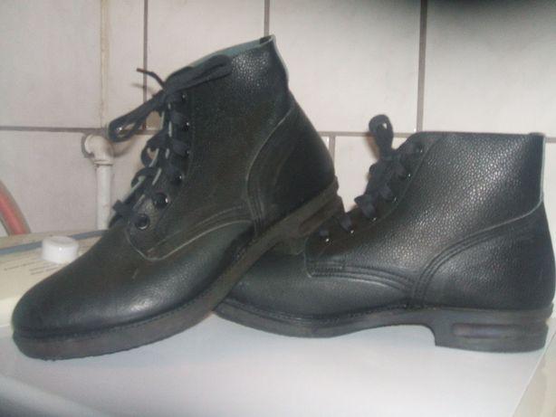 buty skórzane męskie 44 nowe wkładka 28, 6cm .