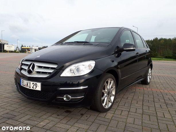 Mercedes-Benz Klasa B Automat B200, 136kM, full opcja