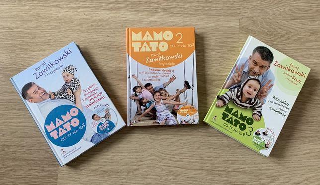 Mamo Tato co ty na to - Paweł Zawitkowski. Książka i DVD