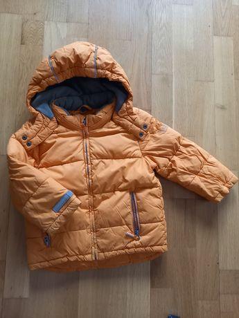 Bardzo ciepla kurtka rozm. 104 (H&M)