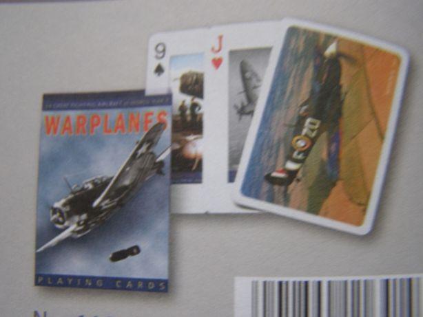 карты игральные warplanes