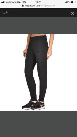 Спортивные штаны боюки для тренировок Nike размер S adidas