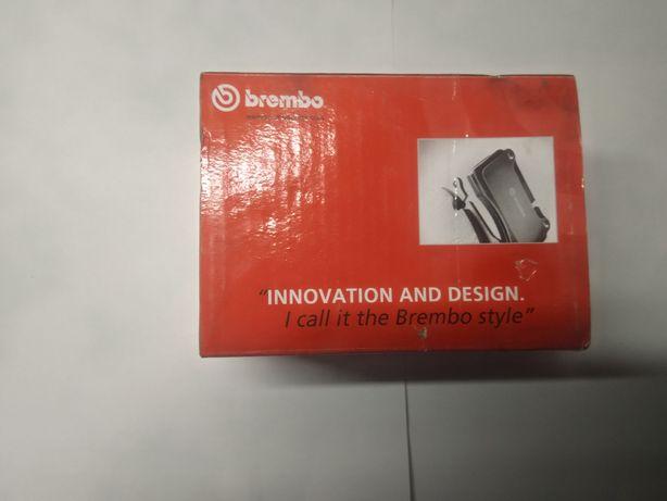 Jogo de pastilhas de travão Brembo P78005