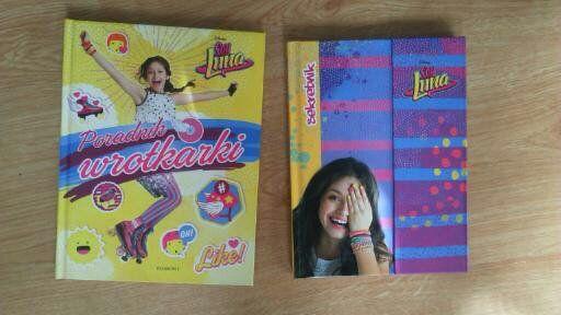 Książki Soy Luna