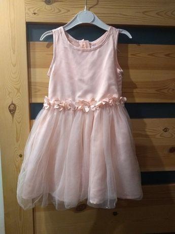 Sukienka sukieneczka 98 wesele, urodziny, uroczystość cool club