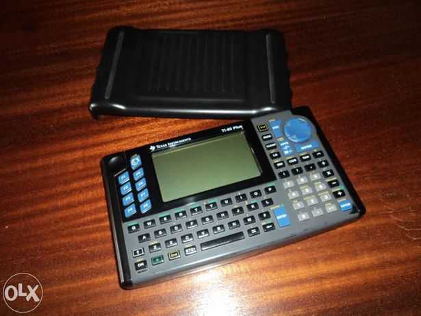 Máquina de Calcular Gráfica Texas Instruments TI 92 Plus