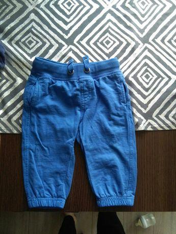 Spodnie dresy Cool club, Smyk rozmiar 74
