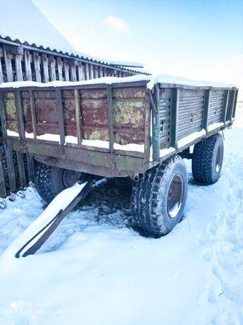Продам прицеп до трактора ПТС-6