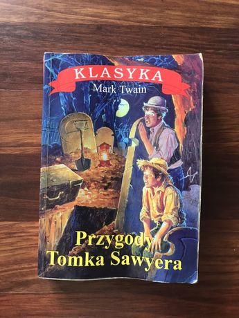 Ksiazka Twain Przygody tomka sawyera