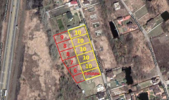 Участок под строительство Чапаевка Киев Голосеевкий район