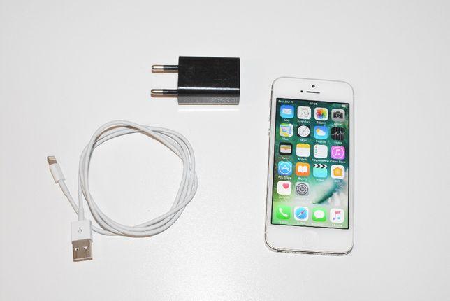 Iphone 5 16gb Biały stan BDB