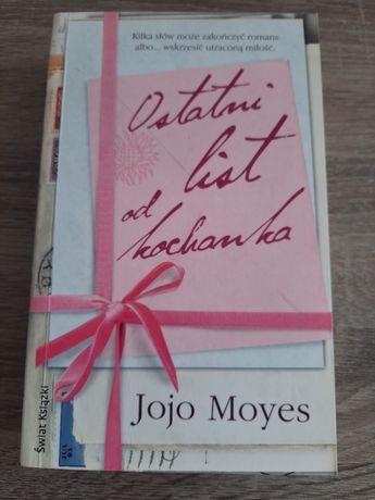 Ostatni list od kochanka Jojo Moyes