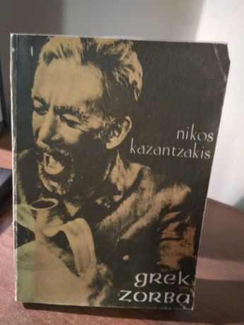 Grek Zorba N. Kazantakis