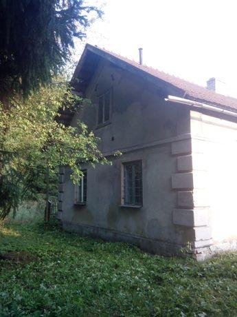 Будинок в лісі+110сот. землі