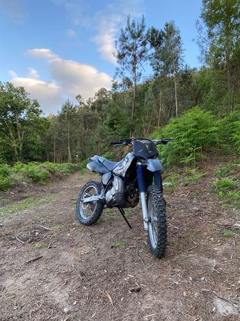 Yamaha dtr 125 16.9kw