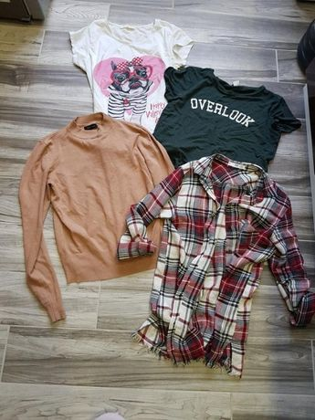 пакет одежды размер С-М