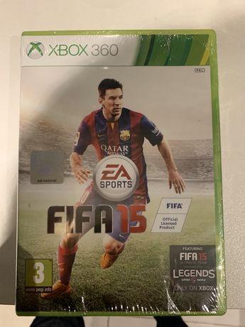 FIFA 15 Xbox 360 Novo