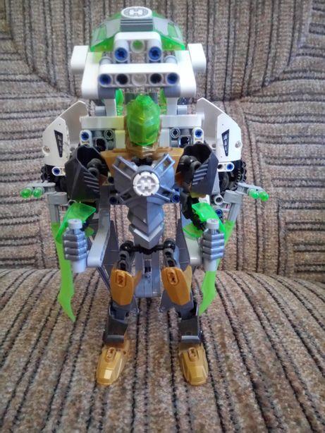 Продам конструктор Lego hero Factory Jet Rocka 44014.