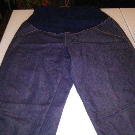 Spodnie ciążowe jeans 38
