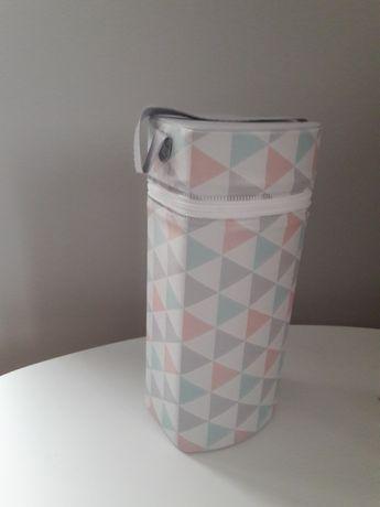 Nowy termos na butelkę Canpol opakowanie termiczne