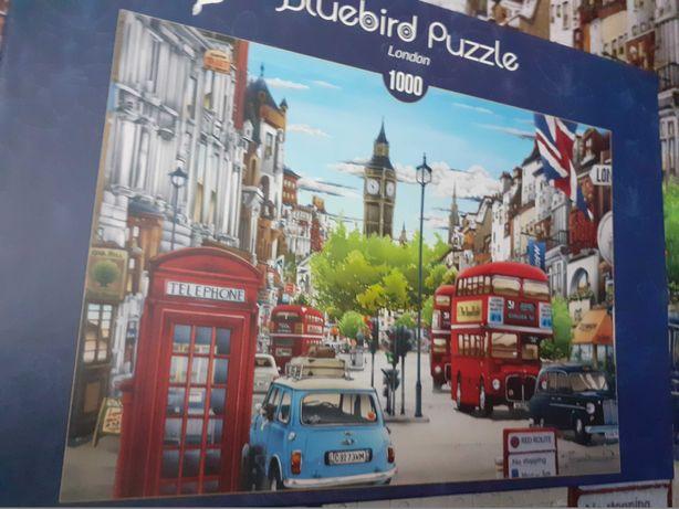 Puzzle de mil peças Londres como novo