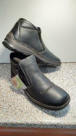 Зимові чоловічі черевики/зимние мужские ботинки/ Rieker 45