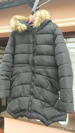 Płaszcz damski zimowy r.44