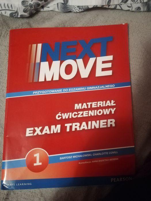 Next Move material ćwiczeniowy exam trainer Mizerów - image 1