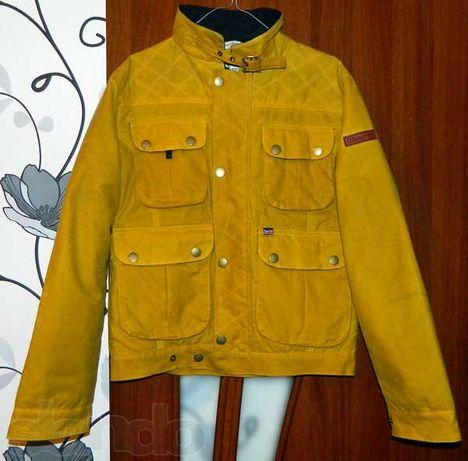 Английская восковая куртка PEREGRINE(barbour belstaff)