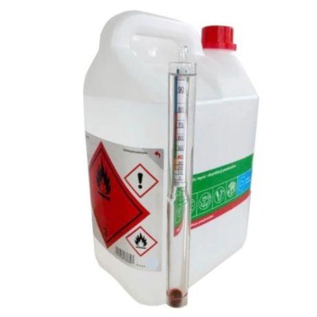 5 litrów płyn dezynfekujący etanol 96%