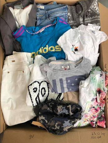Odzież używana hurt pakiety