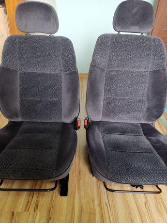 Vectra B Fotele Materiał