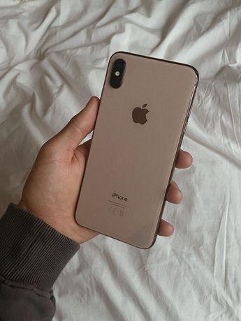 iPhone XS MAX 64gb - złoty - stan idealny