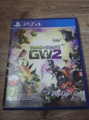 Gra PlayStation 4 Plants VS Zombies GW2 PS4 PL