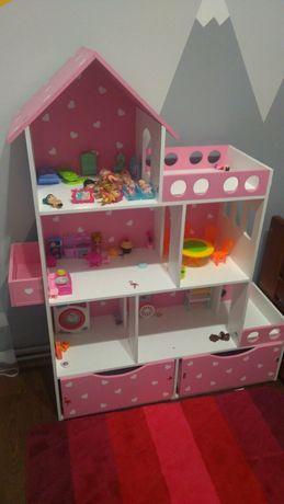 АКЦИЯ! Кукольный домик. Ящики для хранения. Lol, Barbie