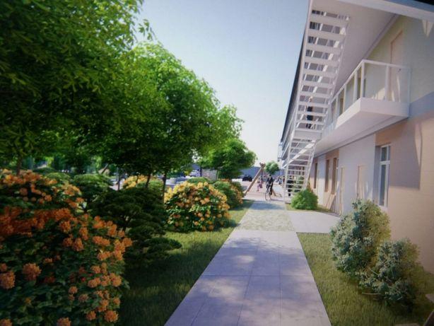 1-комнатная квартира на ул. Бугаевская \ Строительный переулок