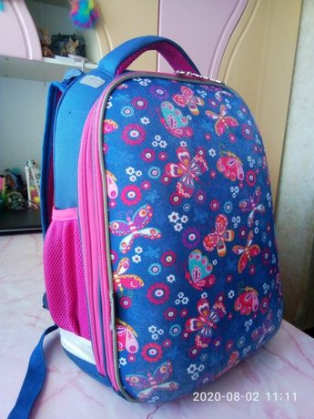 Рюкзак каркасний для дівчинки