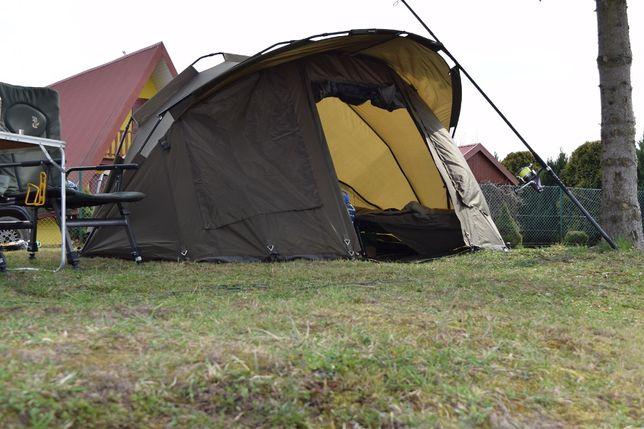 Bivy Namiot Karpiowy Anaconda Dawn Breaker II + Narzuta