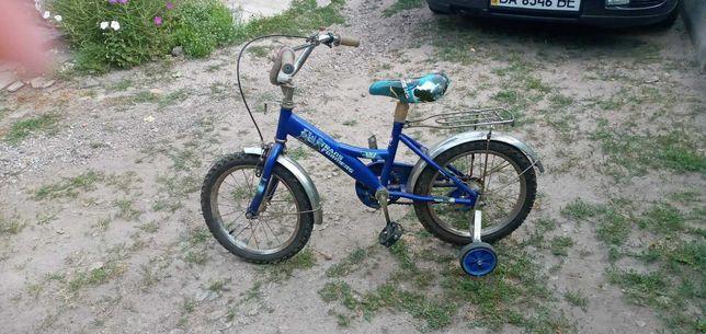 Детский велосипед для мальчика