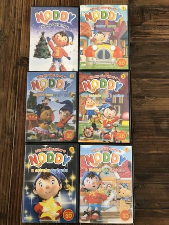 Pack 14 DVD Noddy