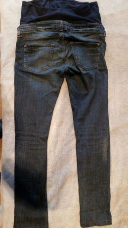 Spodnie ciążowe jeansy 36 h&m