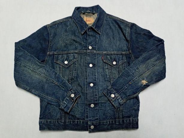 Kurtka Levi's Jeansowa Katana Vintage